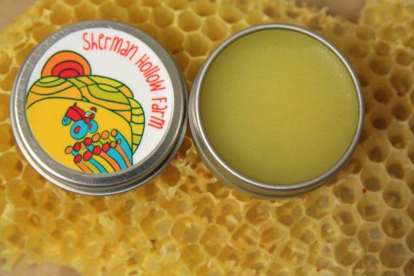 Sherman Hollow Farm Bees Wax Lip Balm